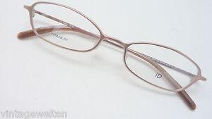 Beauty & Gesundheit Sonnig Id Brillenfassung Titanium Damen Flache Form Komfort Marke Nickelfrei Neu Size M