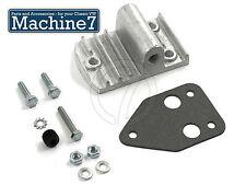 VW Beetle Campervan Engine Oil Cooler Block-Off Plate Adapter External Cooling