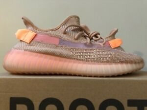 37975d9ec Adidas Yeezy Boost 350 V2 Clay EG7490 Size 5-14 LIMITED Kanye 100 ...