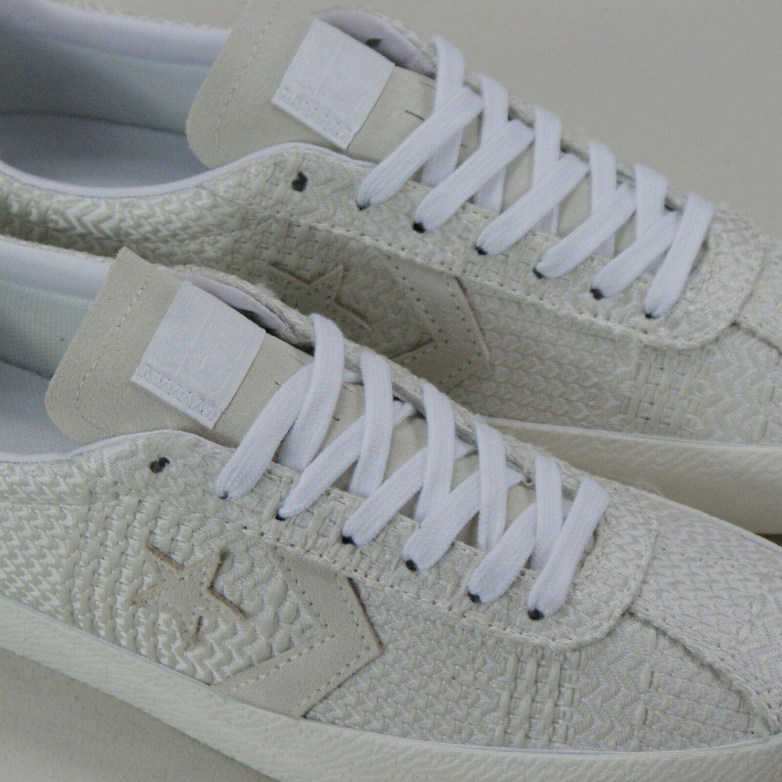 Converse  Breakpoint Ox Woven Trainers  Converse New in box UK Größe 7,8,9,10,11 3ff785