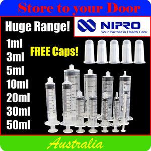 Syringes-with-Caps-1ml-3ml-5ml-10ml-20ml-30ml-50ml-suit-Slip-Luer-Lock-Syringe