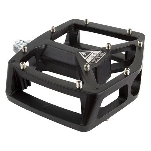 Black Ops MX-Pro Pedals Bk-ops Mx-pro Aly Loose 9//16 Bk Strap Compatible