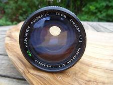 HANIMEX MC 80-200mm zoom f 4.5 for for Olympus Zuiko OM mount OM-1 OM2 OM3 OM4