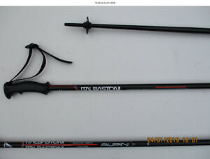 Skistöcke für Erwachsene verschiedene Marken 125cm