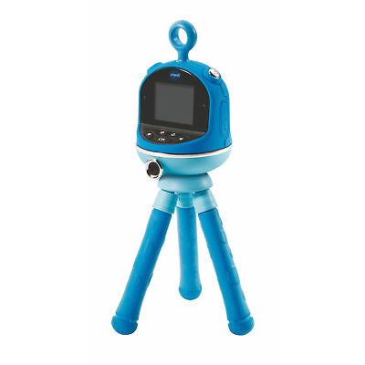 VTech Kidizoom Flix Childs Digital Camera (Blue)