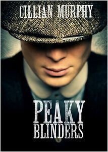 Peaky Blinders TV Show Large Poster Art Print A0 A1 A2 A3 A4 Maxi
