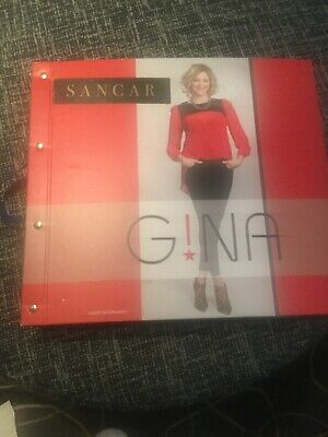 Gina/Sancar Wallpaper Sample Book