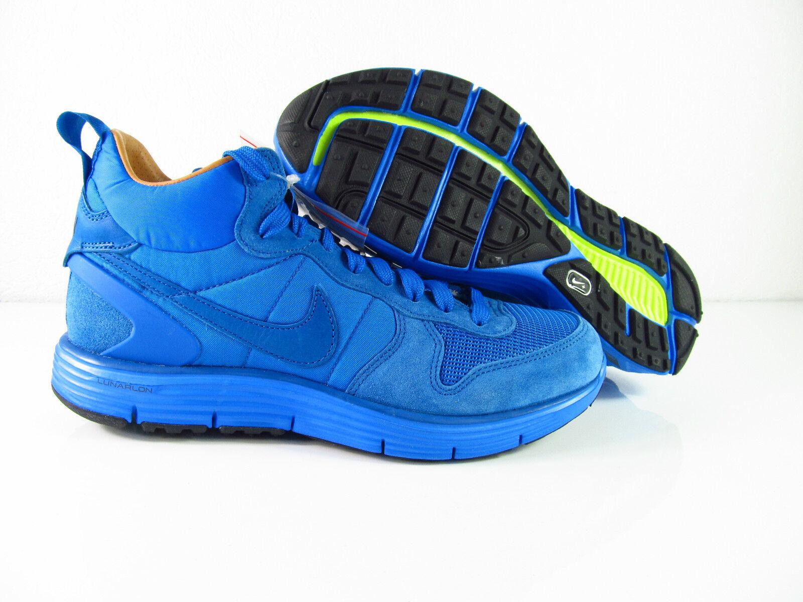 Nike Lunar Solstice MID SP Court Blue Del Sol Marina NSW White Label Pack Eur_40