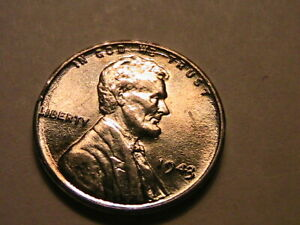 1943-P-Choice-AU-MAJOR-DIE-CRACK-Lincoln-Wheat-Cent-Original-Luster-USA-Coin