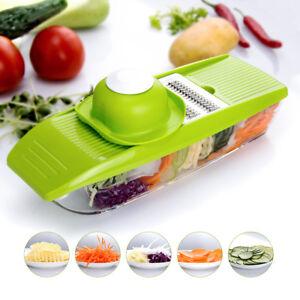 Food-Cutter-Slicer-Dicer-Chopper-Grater-Vegetable-Fruit-Peeler-Kitchen-Cook-AU