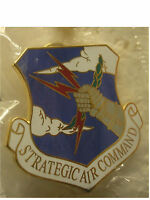 Uniform Insignia-u.s.air Force - Strategic Air Command Beret Crest