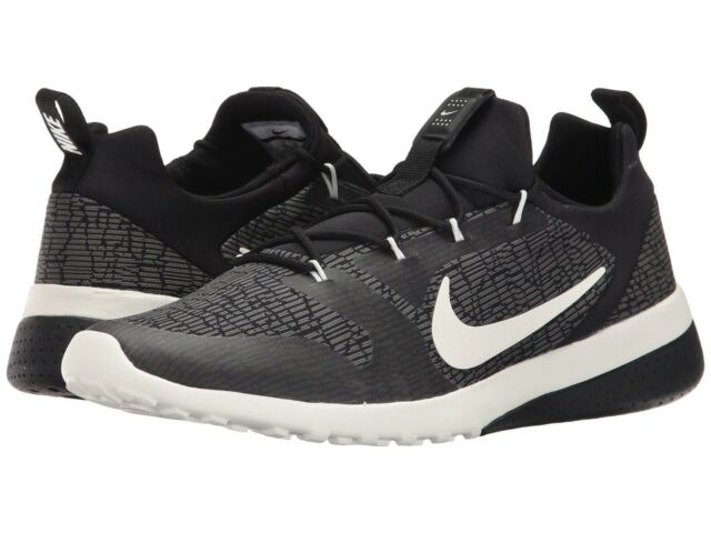 buy online 86612 31ea4 Nike Mens Athletic Sneakers Shoes Dual Racer Black Sail Anthracite Gray  91678001