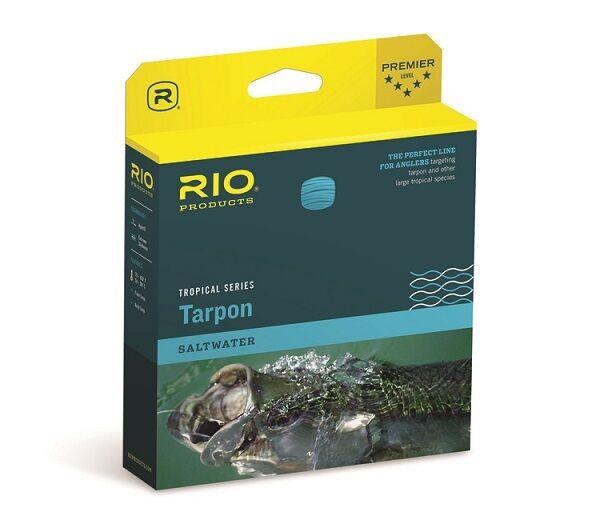 RIO Tarpon Fly Line - WF12F - Färg Seagrass Sand - NY