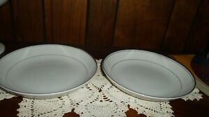 "Reduced! TWO--Imperial W. Dalton Japan SINCERITY 318 - 7-3/4"" Salad Soup Bowls"