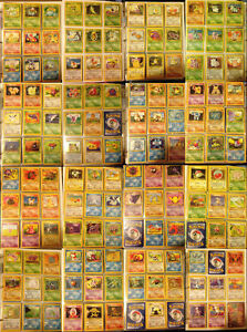 Original-Pokemon-Base-Set-Trading-Cards-Near-Mint-Condition-Pick-A-Card
