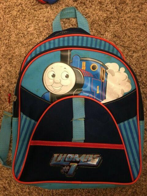 Train Backpack Preschool Toddler Deluxe