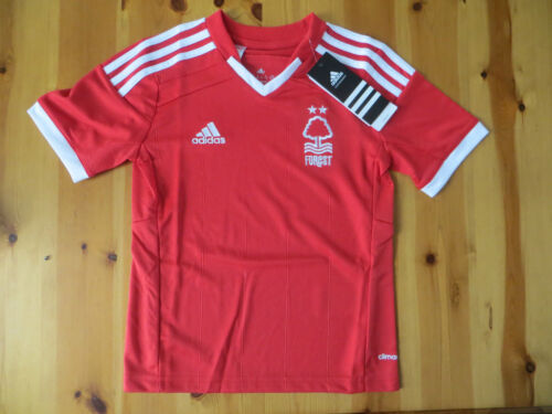 Adidas Nottingham Forest Youth Football Jersey Size YS