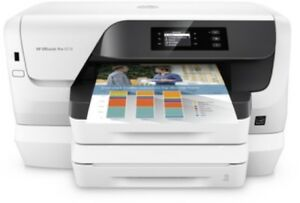 a1d14e43be0c2 Chargement de l'image en cours HP-Officejet-Pro-8218-BLANC-IMPRIMANTE-JET-D-