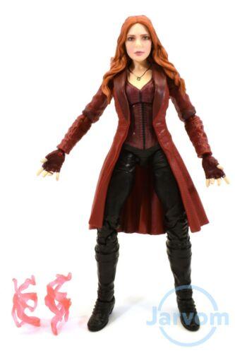 """Marvel Legends 6/"""" Inch Toys R Us TRU 2-Pack Avenger Scarlet Witch Loose Complete"""
