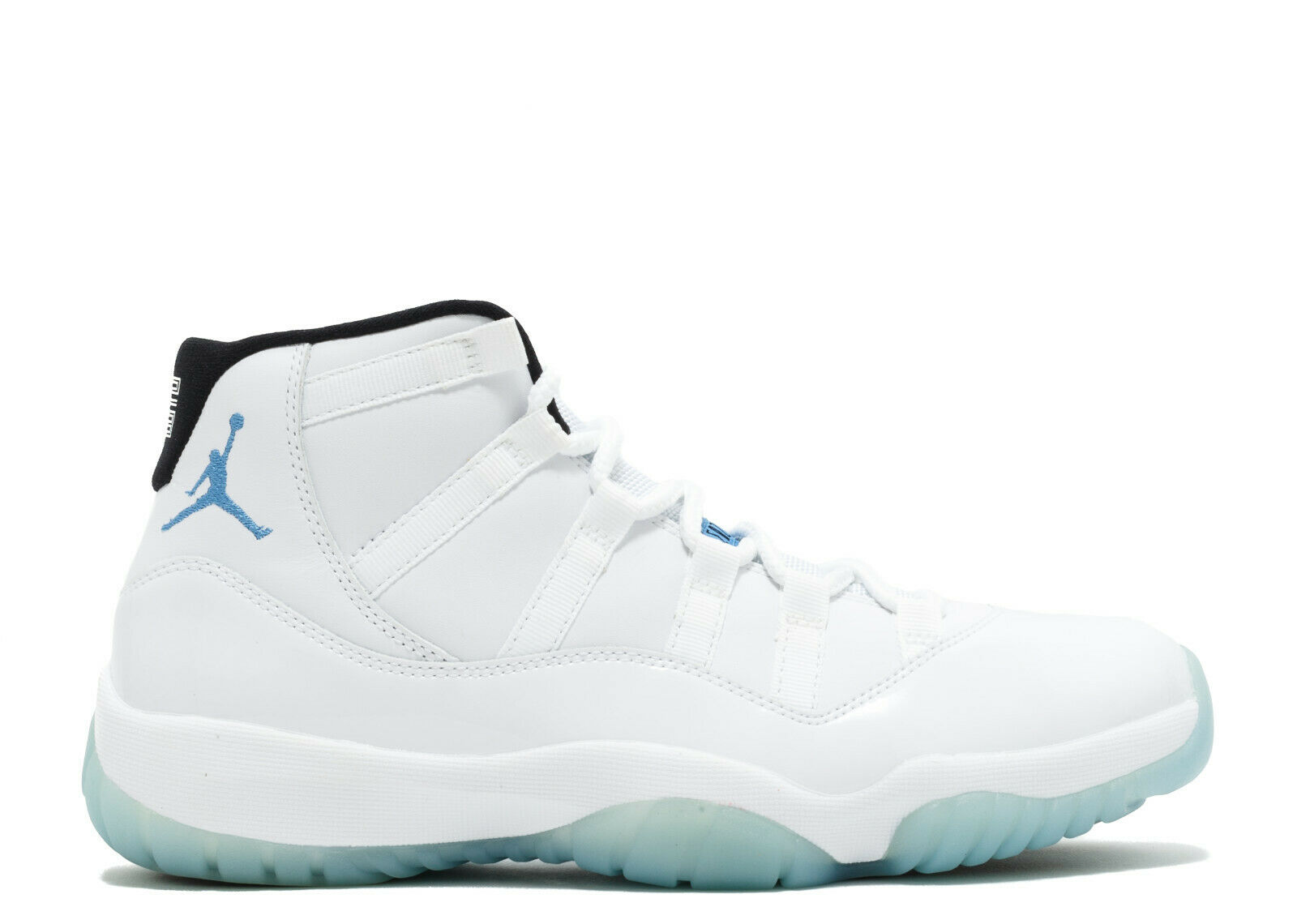 Nike Air Jordan 11 Legend bluee White Colombia Columbia XI Retro 378037-117 DS