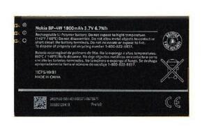 New-OEM-Nokia-BP-4W-1800mAh-Original-Cell-Phone-Battery-for-Lumia-810-Lumia-822