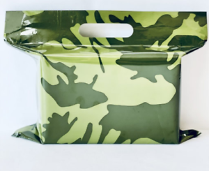 Food ration of the military Russian army for travelers MRE, ready-to-eat dry rat