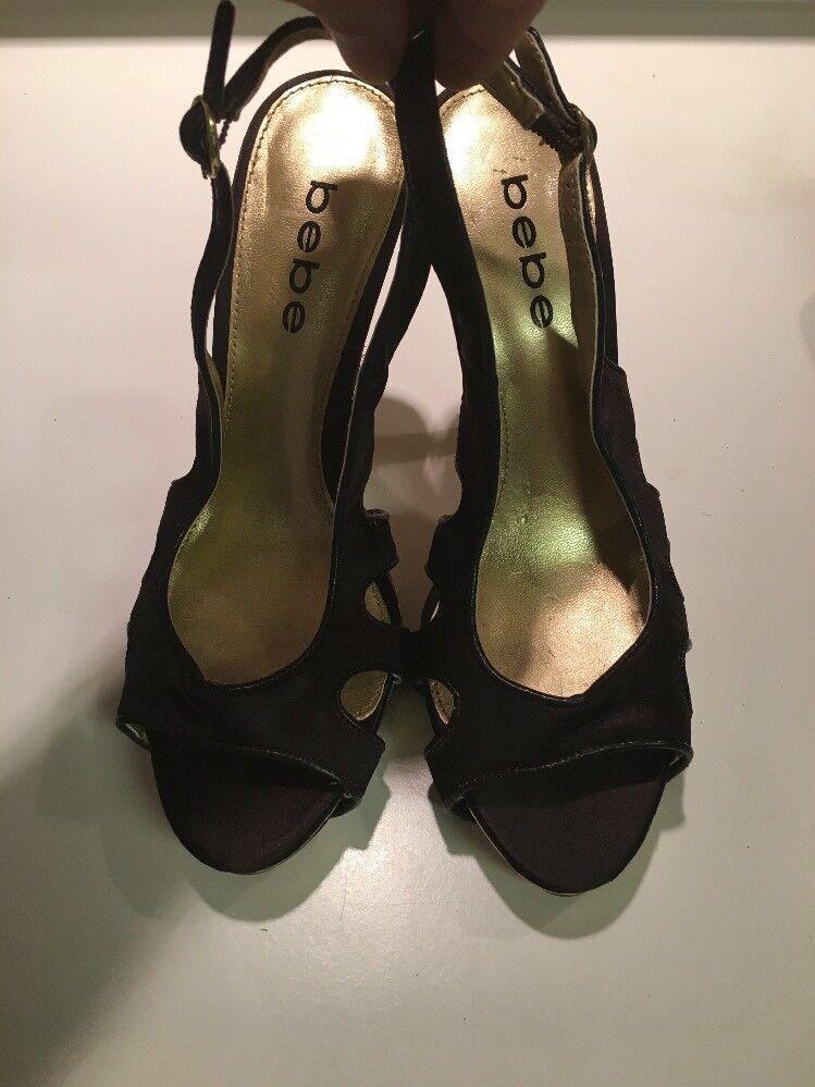 Womens Bebe Shoes