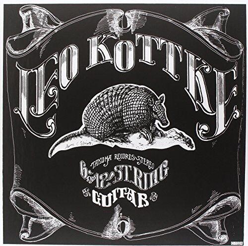 Leo Kottke - 6 & 12 String Guitar [New Vinyl]