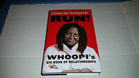 If Someone Says you Complete Me, Run By Whoopi Goldberg (2015) Signed