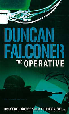 1 of 1 - The Operative, Falconer, Duncan, New Book