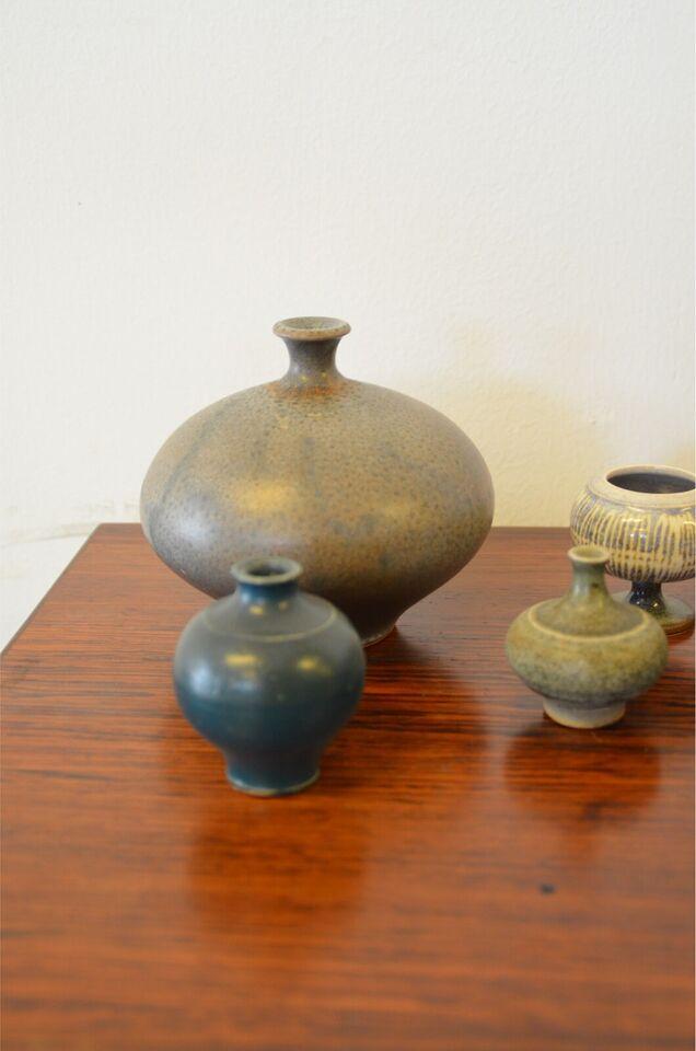 Stentøj, Samling keramik