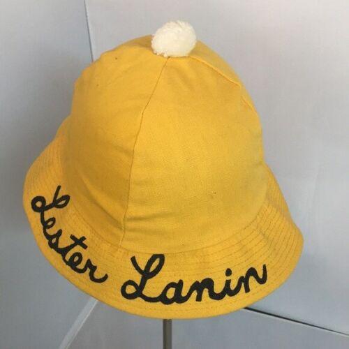 Vintage Lester Lanin Hat Size OS