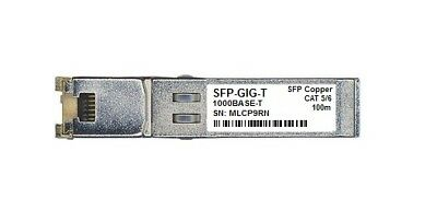 Alcatel SFP-GIG-T 3HE00062CB FCLF8521P2BTL-A5 compatible RJ45 100m Cat5//6.