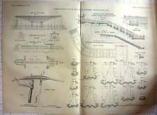 Presa 1889 propuesto en el verso Westfalia