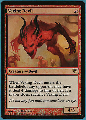 Vexing Devil NM MTG Avacyn Restored Magic