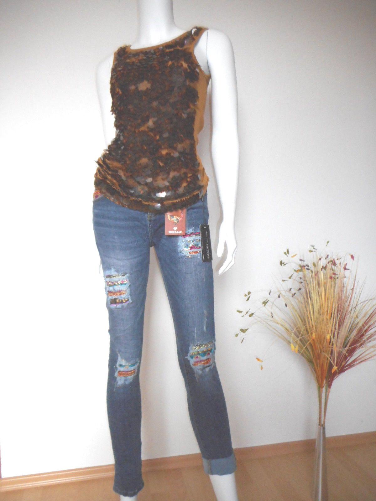 Damen Jeans Blau Gr. XS-XL Mozzaar Italienische Mode NEU | | | Won hoch geschätzt und weithin vertraut im in- und Ausland vertraut  | Vorzüglich  | Hochwertige Materialien  | Charakteristisch  | Ausgezeichnet  ae41b1