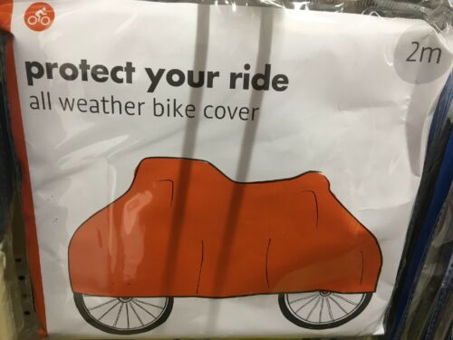 Protect Your Ride All Weather Bike Cover 2m Grey