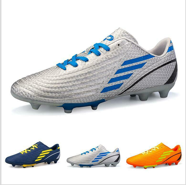 Football shoes Men Sport Running Sneaker Casuals Athletic Comfort Breathable New