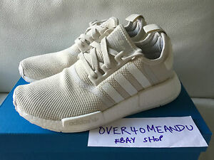 c0ac72ee7 ADIDAS NMD R1 RUNNER WOMENS  TALC   OFF WHITE  UK 3.5 4 4.5 5 5.5 6 ...