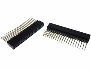 PC-104-2-20-pin-Stackable-40WAY-Double-Row-Header-Male-Female-Raspberry-Pi-GPIO