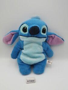 "Lilo & Stitch Disney A1009 Heartland Beanie Plush 7"" Stuffed Toy Doll Japan"