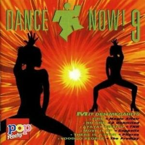 Dance-Now-9-1994-Rednex-Pharao-2-Unlimited-Three-O-Matic-Prodigy-2-CD