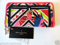 Pauls Boutique Large Juliette Aztec Zip Around Purse Wallet