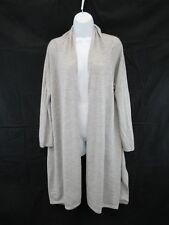 item 5 J. JILL Women s 100% Cashmere Open Front Cardigan Sweater Gray Pet  Size M  C499 -J. JILL Women s 100% Cashmere Open Front Cardigan Sweater  Gray Pet ... 6a6d6cc26