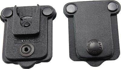 2 x Dock02 Peter Jones Klick Fast Belt Attachment  Police Security Ambulance
