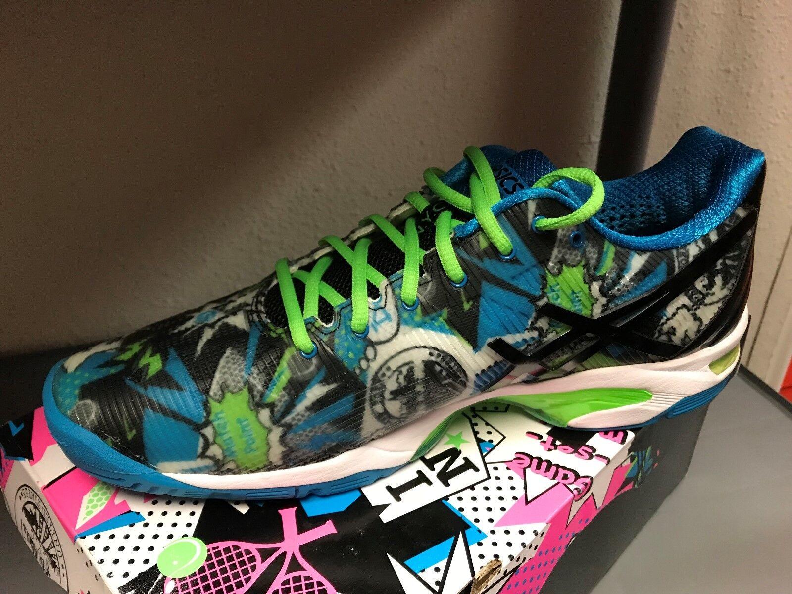 Asics Hombre Gel Solución Velocidad 3 L. E. NYC Tenis Zapato