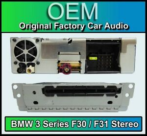 BMW-3-Series-F30-F31-CD-Player-car-stereo-BMW-Professional-radio-Entry-Basis