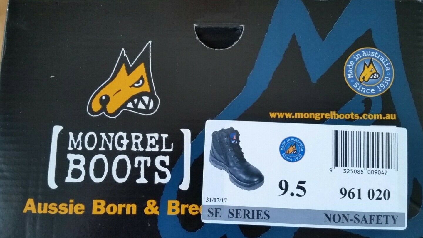 Men/Women Mongrel work boots for you to choose Stylish and charming TRUE