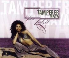 Tamperer Feat. Maya feel it (1998) [Maxi-CD]