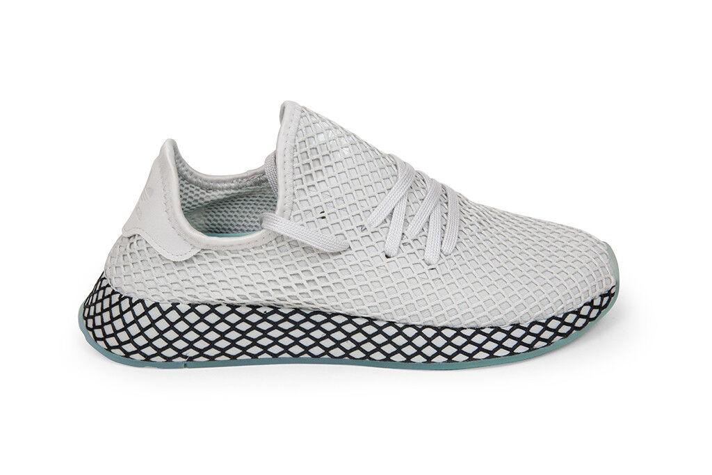 Adidas Originals Deerupt B41754 Runner in Grau/Clear Mint B41754 Deerupt BNIB Free Shipping db6804